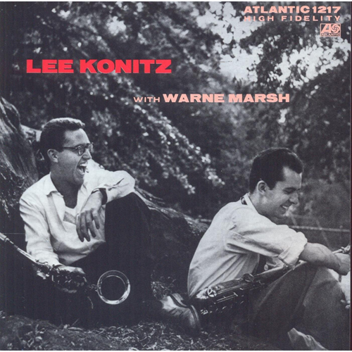 Lee Konitz With Warne Marsh (CD)