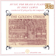 The Golden Striker (CD)