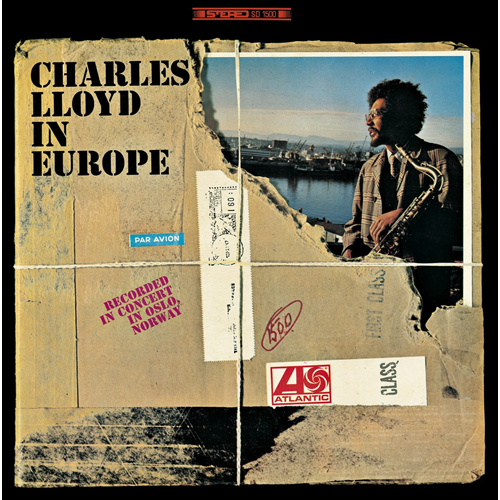 Charles Lloyd In Europe (Recorded In Concert In Oslo, Norway) (CD)