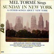 Sunday In New York & Other Songs About New York (CD)