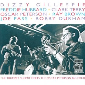 The Trumpet Summit Meets The Oscar Peterson Big Four (CD)