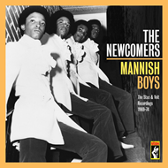 Mannish Boys - The Stax & Volt Recordings 1969-74 - Limited Edition (CD)