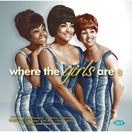 Where The Girls Are Vol. 8 (CD)