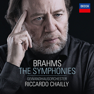 Riccardo Chailly - Brahms: The Symphonies (3CD)