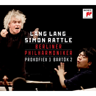 Produktbilde for Lang Lang - Prokofiev: Piano Concerto No. 3 / Bartok: Piano Concerto No. 2 - Deluxe Edition (m/DVD) (CD)