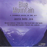 Blue Mountain - En Kammeropera I En Akt (CD)