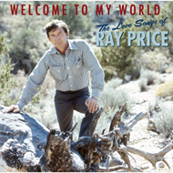 Produktbilde for Welcome To My World - The Love Songs Of Ray Price (USA-import) (CD)