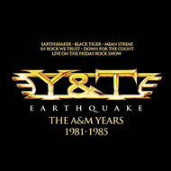 Earthquake - The A&M Years 1981-1985 (4CD)