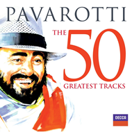 Luciano Pavarotti - The 50 Greatest Tracks (2CD)