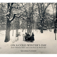 On A Cold Winter's Day - Early Christmas Music And Carols From The British Isles (CD)