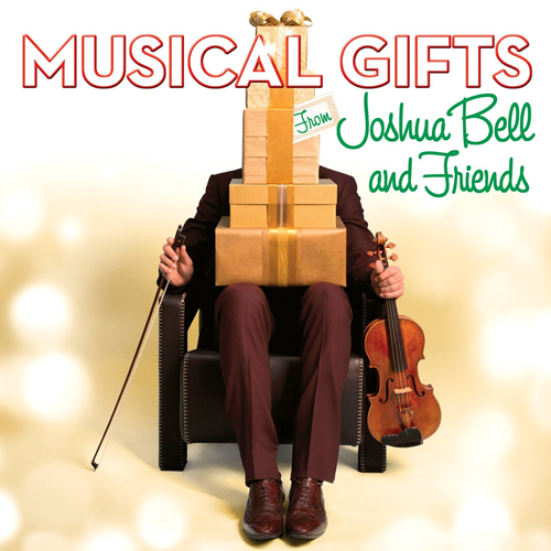 Musical Gifts From Joshua Bell And Friends (CD)