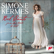 Simone Kermes - Bel Canto: From Monteverdi To Verdi) (CD)