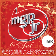 God Jul Med MGP jr! (CD)