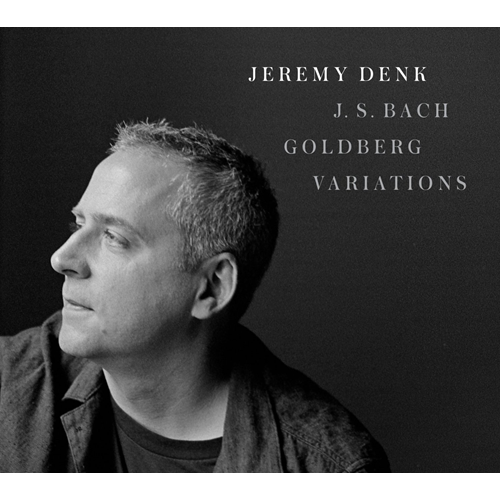 Jeremy Denk - Bach: Goldberg Variations (m/DVD) (CD)