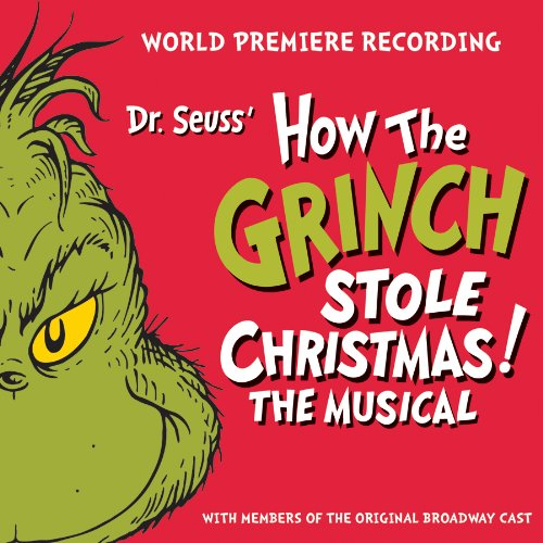 Dr Seuss' How The Grinch Stole Christmas! - The Musical (CD)