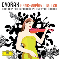 Anne-Sophie Mutter - Dvorak: Violin Concertos (CD)