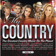My Country Vol. 4 (2CD)