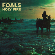 Holy Fire - Deluxe Edition (m/DVD) (CD)