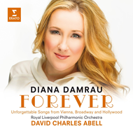 Produktbilde for Diana Damrau - Forever (CD)