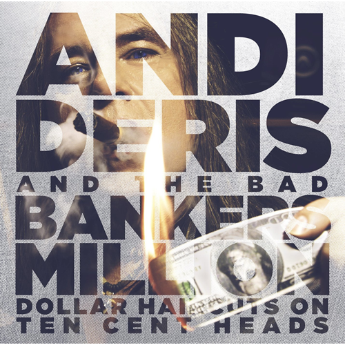 Million Dollor Haircuts On Ten Cents Heads - Deluxe Edition (UK-import) (2CD)