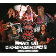 Live At Moondance Jam - Deluxe Edition (m/DVD) (CD)