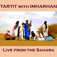 Live From The Sahara (CD)