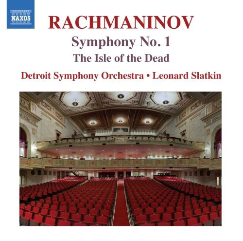 Rachmaninov: Symphony No.1 / The Isle Of The Dead (CD)