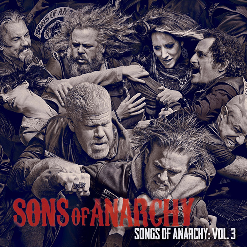 Sons Of Anarchy - Songs Of Anarchy Vol. 3 (CD)