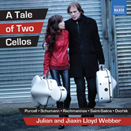 Julian And Jiaxin Lloyd Webber - A Tale Of Two Cellos (CD)