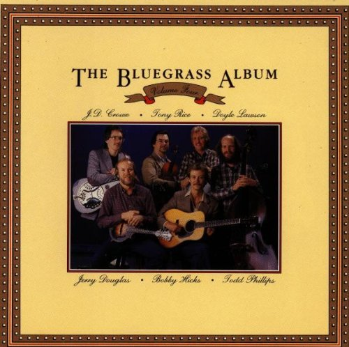 The Bluegrass Album Vol. 4 (CD)