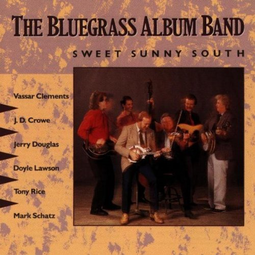 The Bluegrass Album Vol. 5 - Sweet Sunny South (CD)
