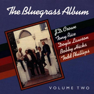Produktbilde for The Bluegrass Album Vol. 2 (USA-import) (CD)