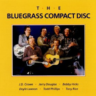 Produktbilde for The Bluegrass Compact Disc (USA-import) (CD)
