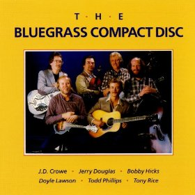 The Bluegrass Compact Disc (CD)