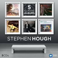 Stephen Hough - 5 Classic Albums (5CD)