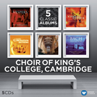 King's College Choir - 5 Classic Albums (5CD)