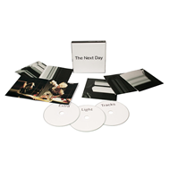 The Next Day Extra (2CD+DVD)