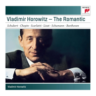 Vladimir Horowitz - The Romantic (CD)