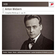 Webern: Complete Works Op.1 - Op.31 (3CD)