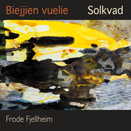 Produktbilde for Biejjien Vuelie - Solkvad (CD)