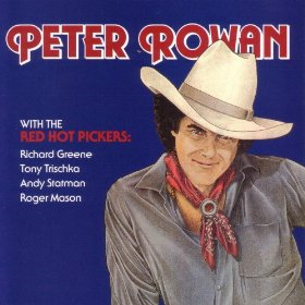 Peter Rowan With The Red Hot Pickers (CD)