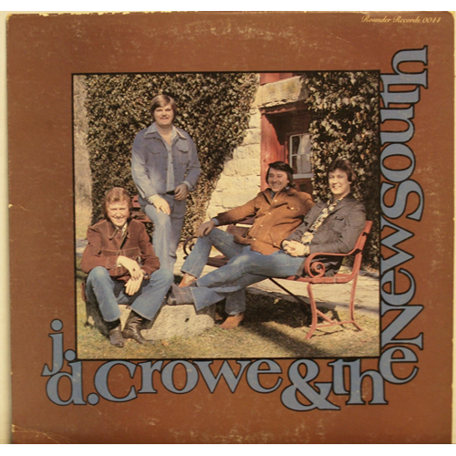 J.D. Crowe & The New South (CD)