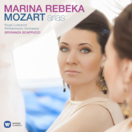 Marina Rebeka - Mozart: Arias (CD)