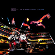 Live At The Rome Olympic Stadium (m/DVD) (CD)