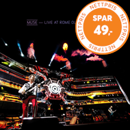 Produktbilde for Live At The Rome Olympic Stadium (m/Blu-ray) (CD)