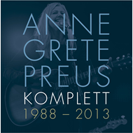 Produktbilde for Anne Grete Preus Komplett 1988-2013 (11CD)