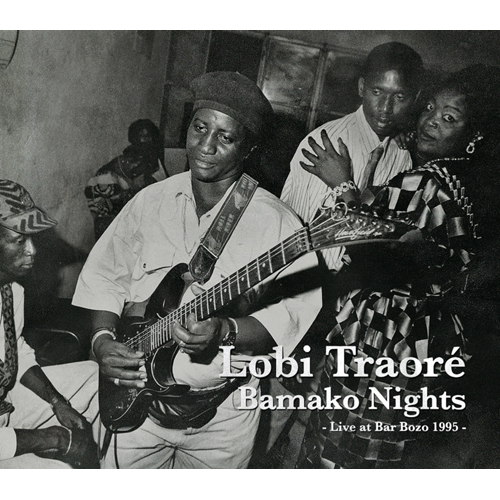 Bamako Nights: Live At Bar Bozo 1995 (CD)