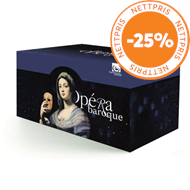 Produktbilde for Opera Baroque (39CD + 3DVD)