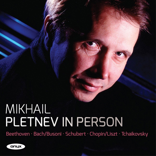 Mikhail Pletnev - Pletnev In Person (CD)