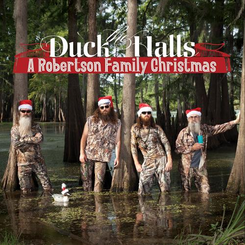 Duck The Halls - A Robertson Family Christmas (Duck Dynasty) (CD)